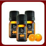 雙有機認證甜橙精油