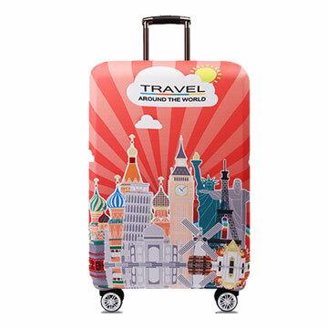 彈性行李箱套