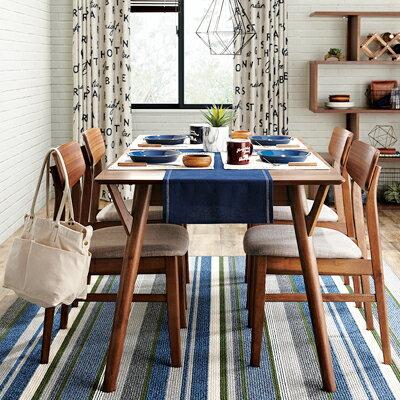 FILLN3 木質餐桌椅 5 件組