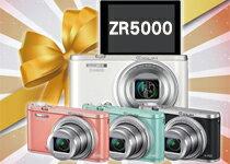 CASIO ZR5000-數位相機,單眼相機,拍立得,攝影機,鏡頭
