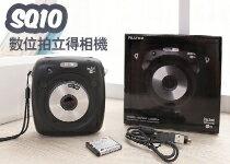 SQ10數位拍立得相機 平輸-數位相機,單眼相機,拍立得,攝影機,鏡頭
