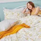 樂天振興券居家生活-天絲床包被套組多款