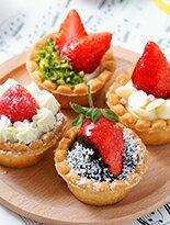 草莓小塔禮盒1.5吋-美食甜點,蛋糕甜點,伴手禮,團購美食,網購美食