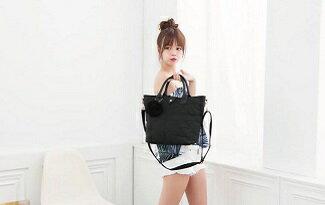 菱格空氣感兩用手提包-精品,包包,行李箱,配件,名牌